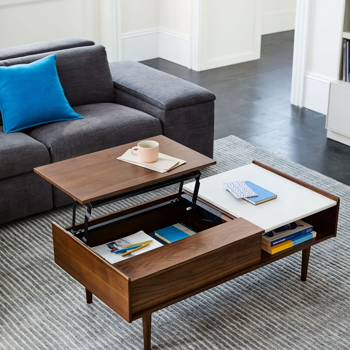 7 best lift top coffee tables that