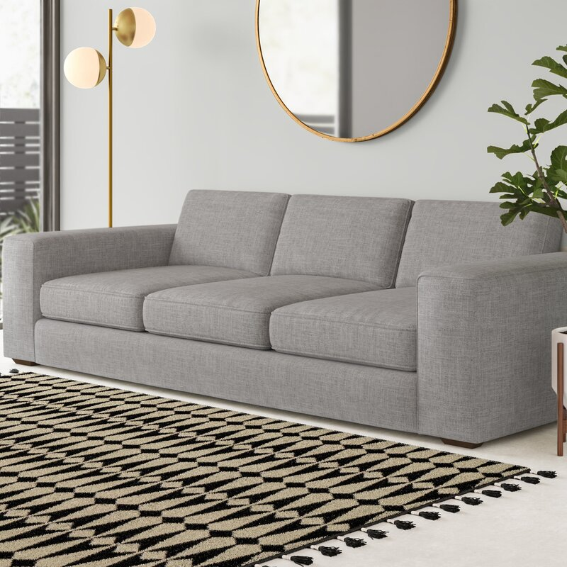 comfiest deep sofas for lounging