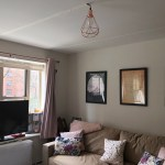 These Amazon Plug In Pendant Lights Saved My Dark Living Room Apartment Therapy