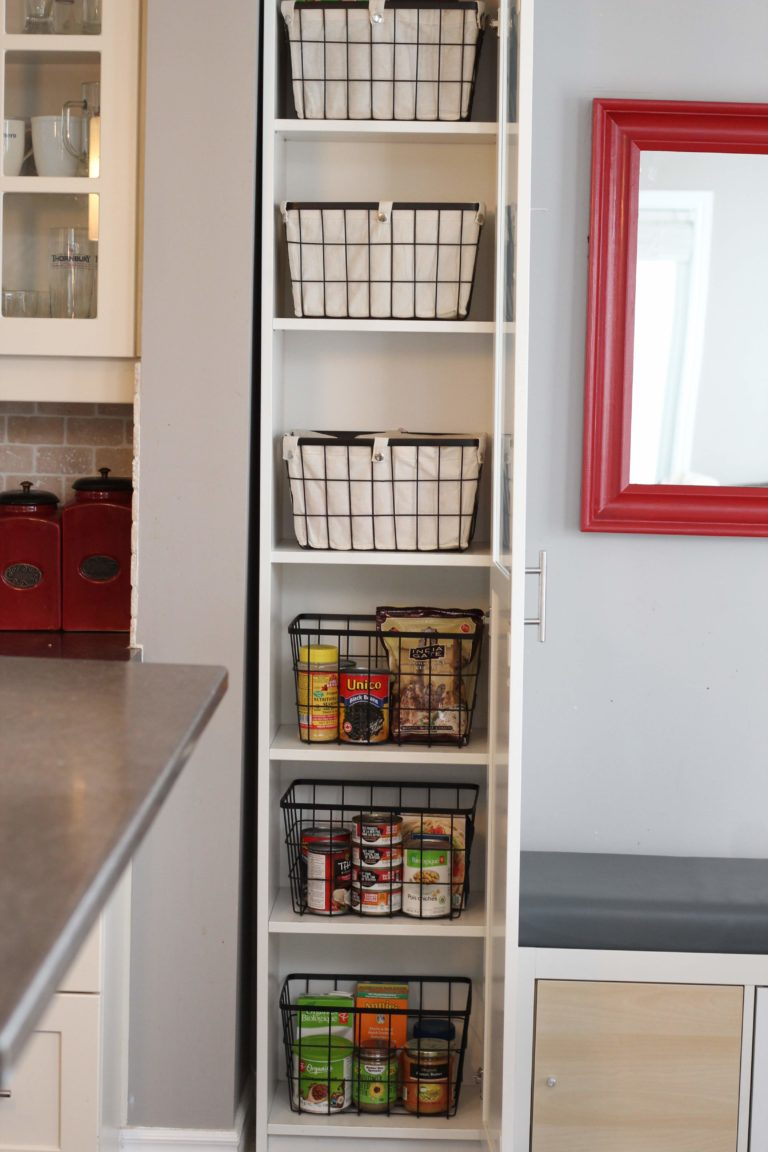 11 Ikea Hacks For Small Kitchens How To Hack Ikea For Kitchen Storage Apartment Therapy