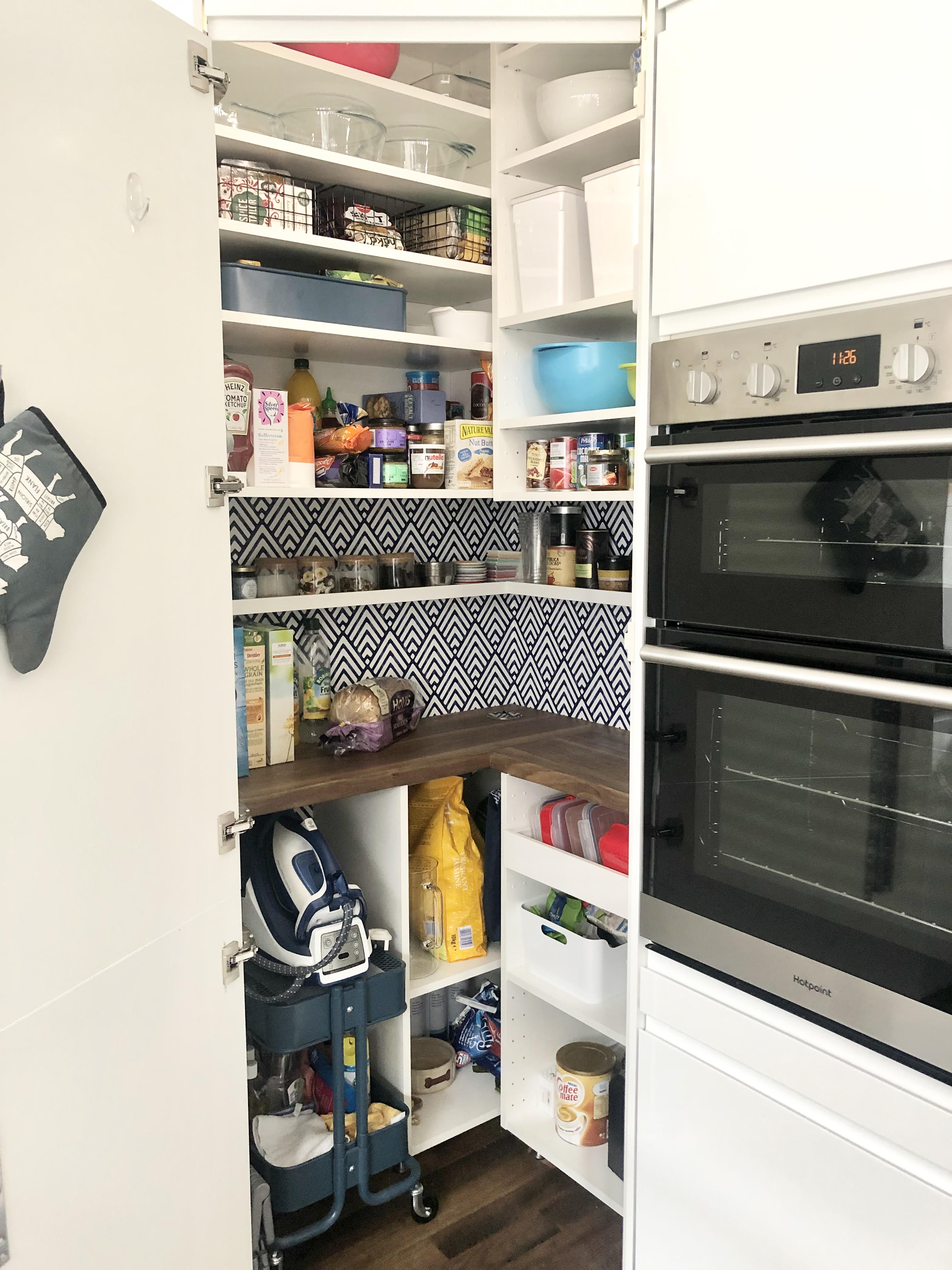 9 ikea hacks for small kitchens