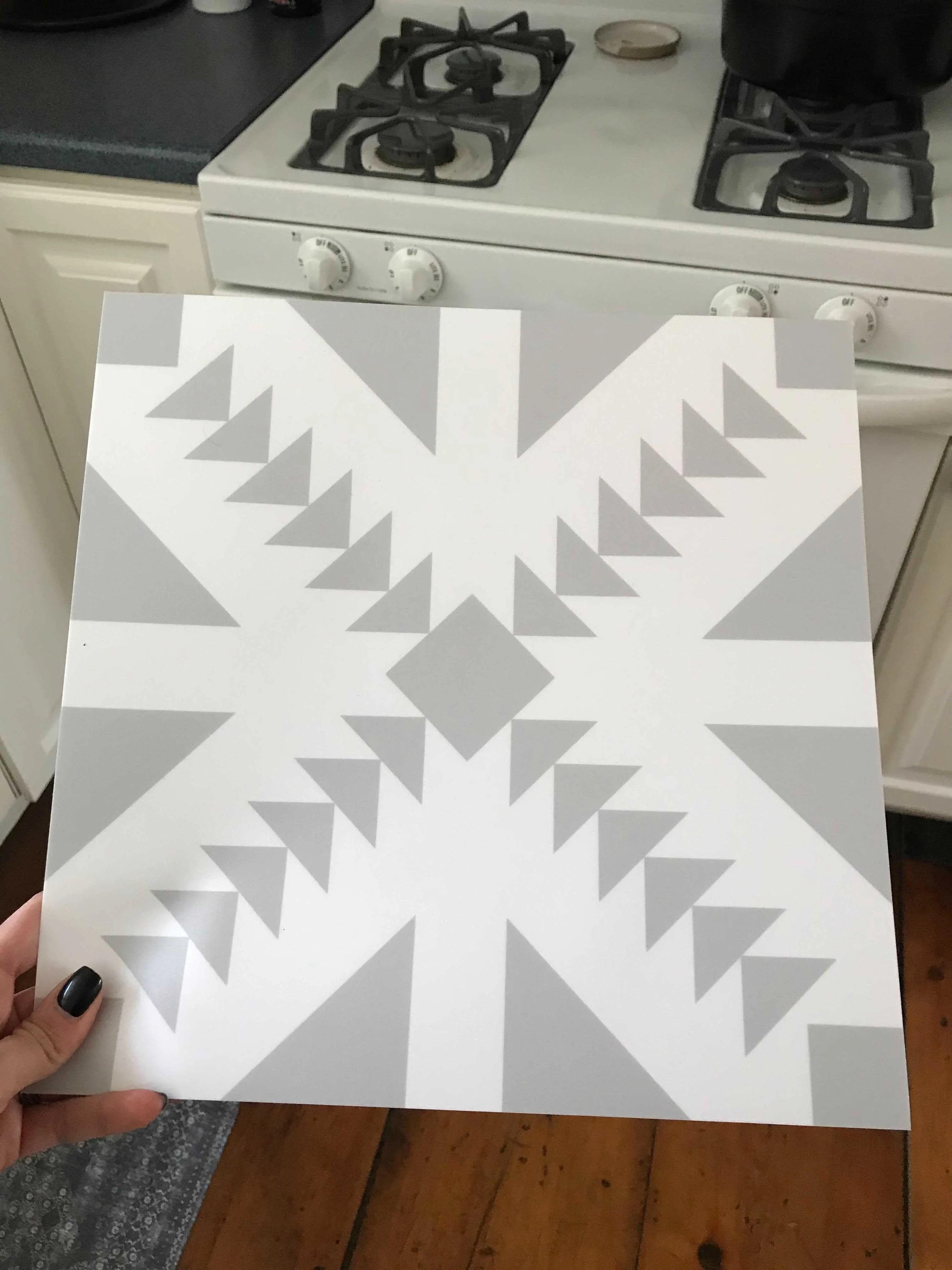dreamiest peel and stick floor tiles