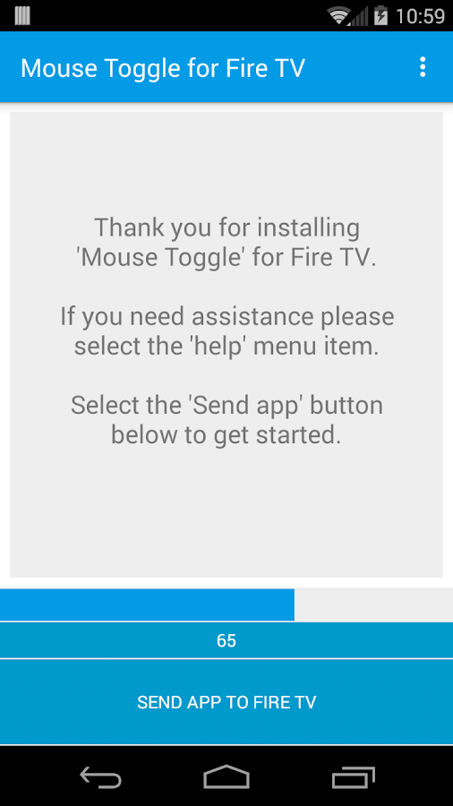 Image Result For Mouse Toggle For Fire Tv Apk   Android