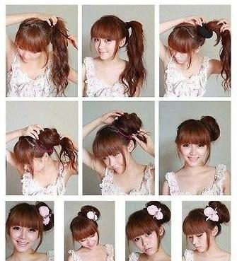 Korean  Hairstyles  Tutorial  1 0 APK Download Android