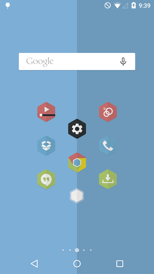 Hexacon Icon Pack   Apk Download Android Personalization Apps