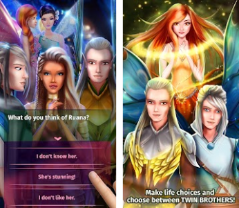 Fantasy Love Story Games Apk Download latest version 18 0  com     Story Games