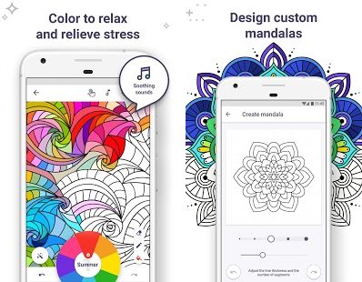 Coloring Book For Me Mandala Apk Download For Android Latest Version 1 2 Com Apalon Mandala Coloring Book