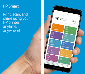 Hp Smart Apk Download Latest Version 7 0 164 Com Hp