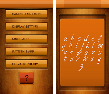 Download Calligraphy Fonts Free Apk Download latest android version ...