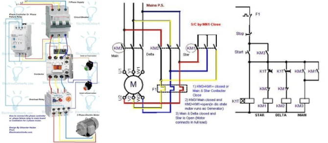 star delta wiring diagram apk download for android latest