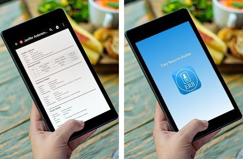Easy Resume Builder App Apk Download Latest Version Com
