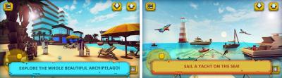 Eden Island Craft: Fishing & Crafting in Paradise Apk ...