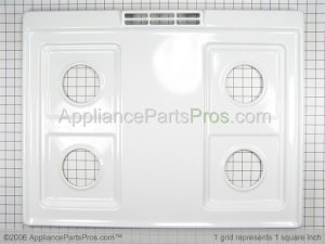 GE WB62K10001 Cooktop  AppliancePartsPros