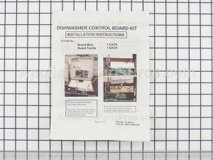GE WD21X10247 Main Control Board Kit  AppliancePartsPros