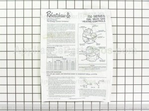 Robert Shaw Gas Valve Schematic  Wiring Diagram