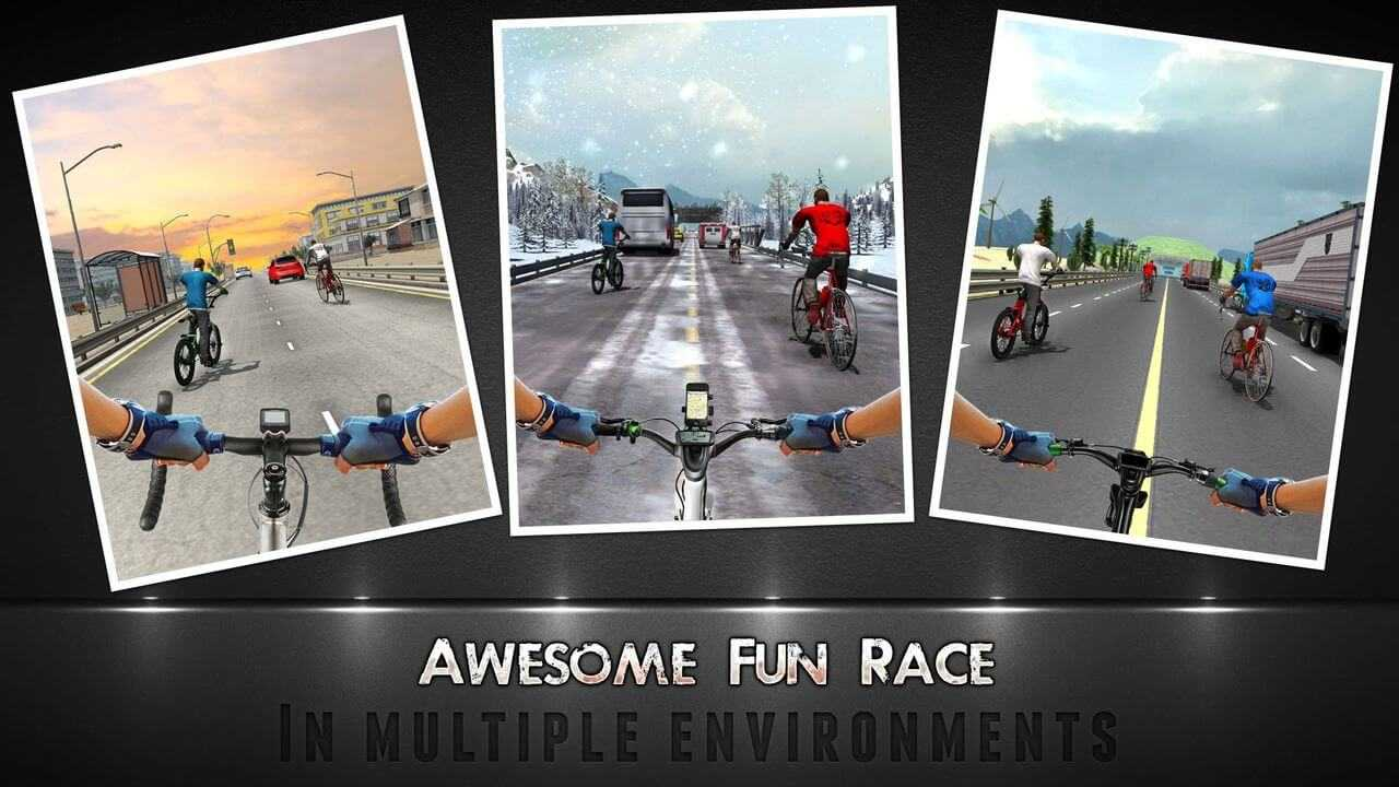 لعبة Bicycle Racing Game 2017