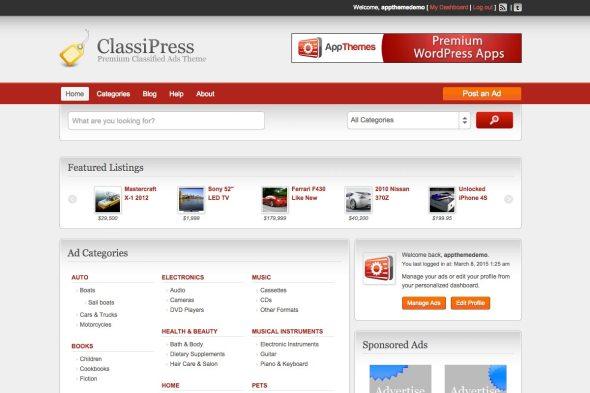 Image - Classipress