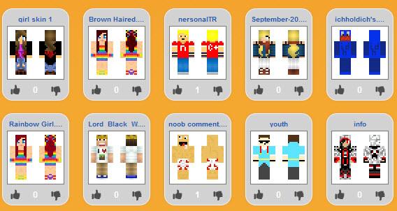 Minecraft Skins-2