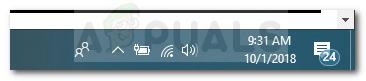 In Windows 10 fehlt die Sprachleiste