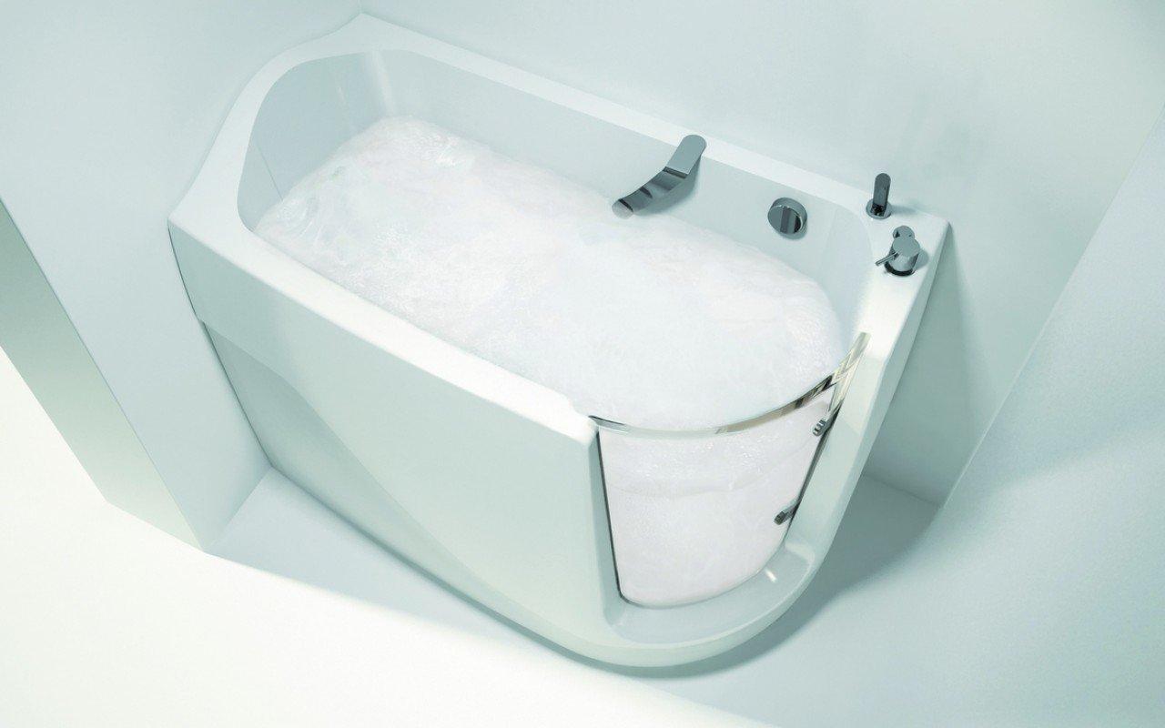Aquatica Baby Boomer R Oxygen Hydrorelax Jetted Walk In Bathtub Us Version 110v 60hz