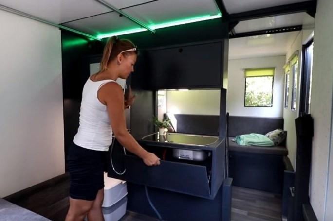 IoCamper es un apartamento que cabe dentro de una camioneta