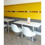 Sojou Zenith Restaurant Salad Bar Dumdum Design