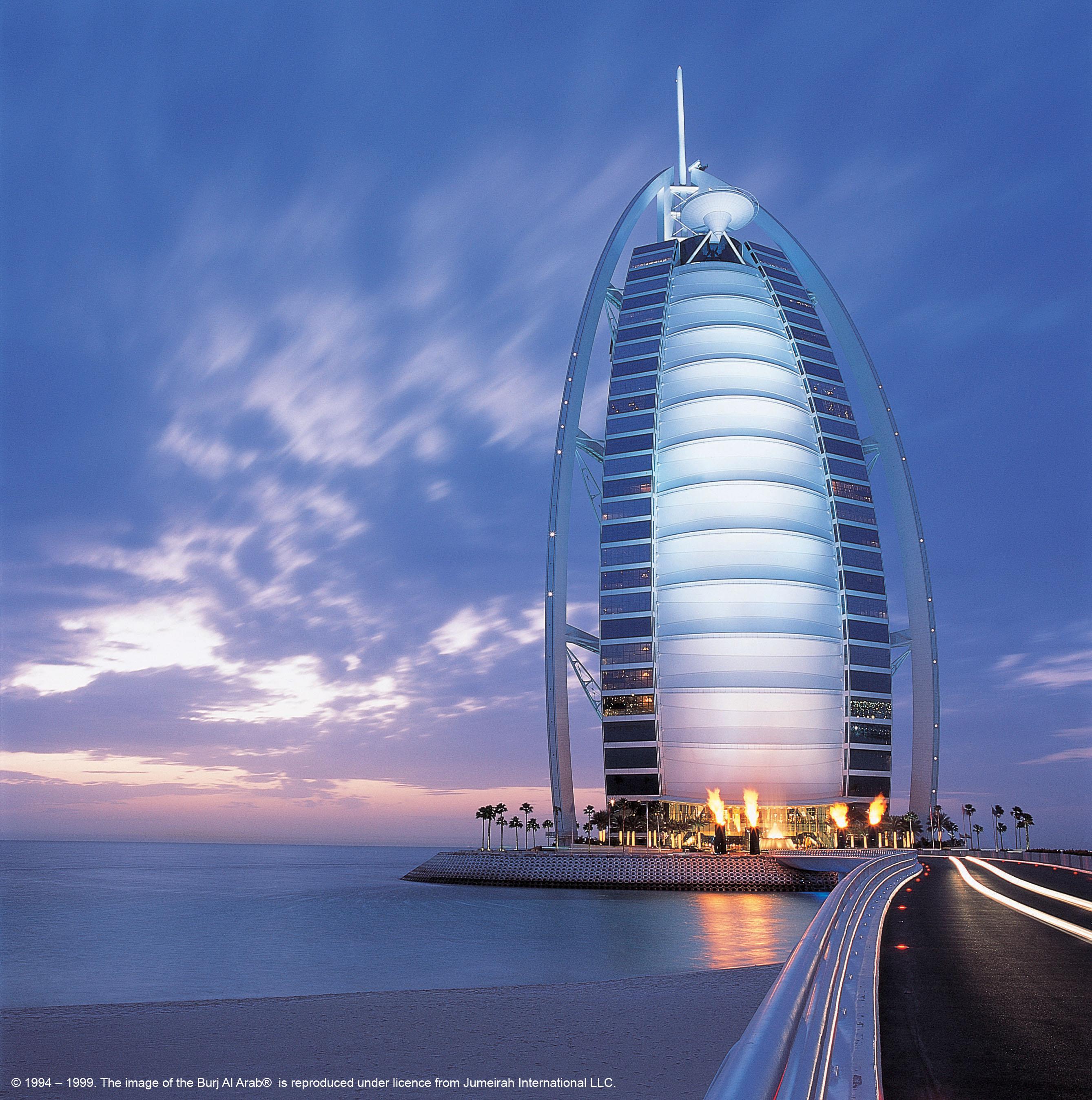 Burj Al Arab Jumeirah Atkins