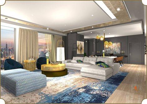 Luxury Apartments Jbr Dubai For The