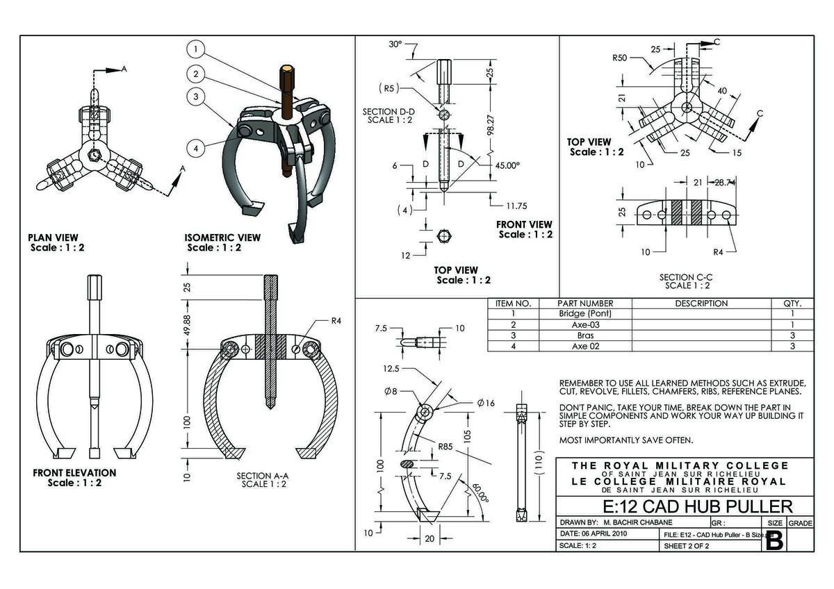 Catia Amp Solidworks Portfolio