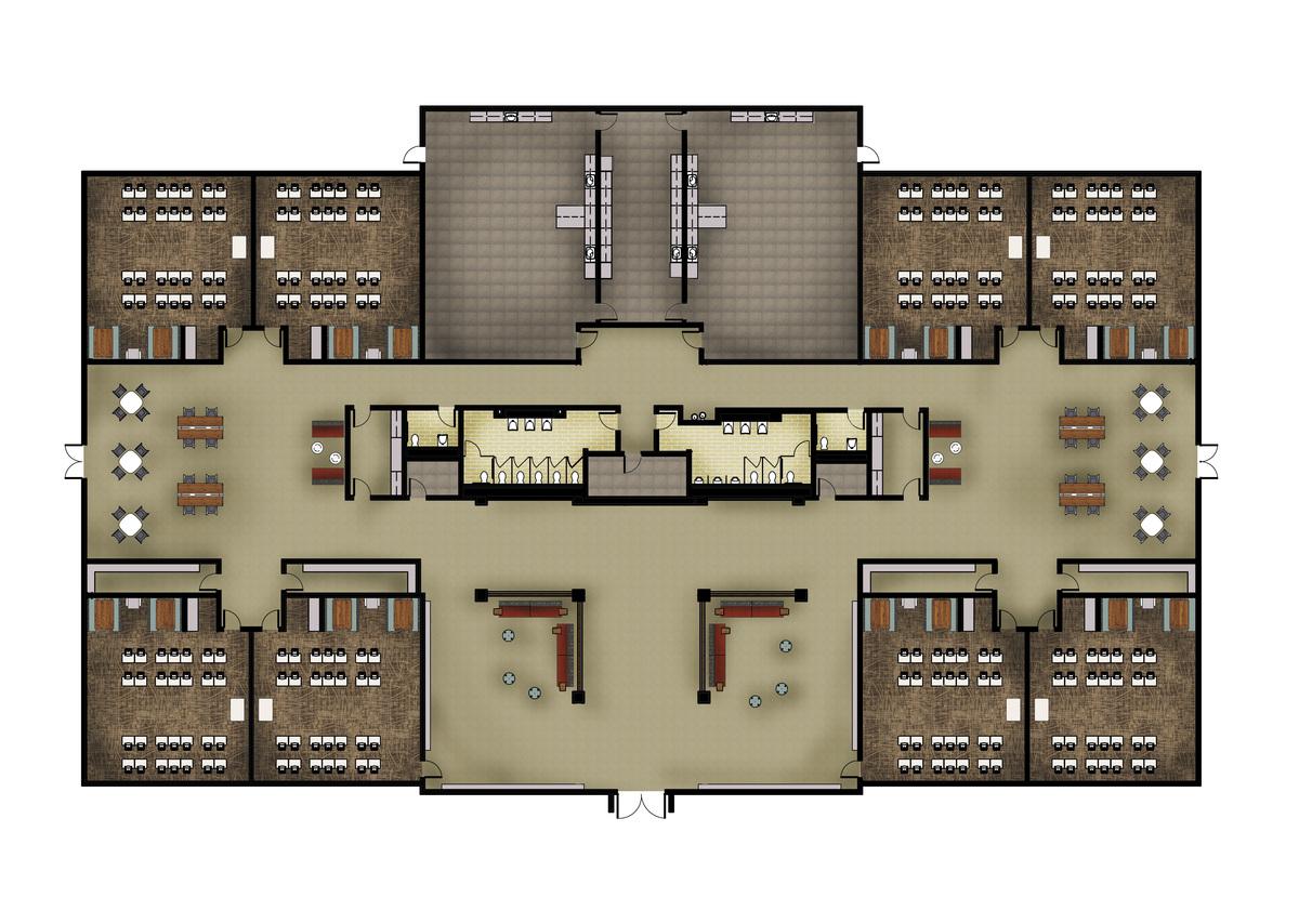 Albuquerque Middle School Dani Mazza Archinect