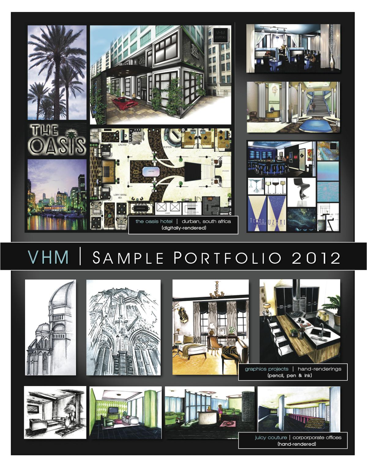 my sample portfolio victoria mccullough archinect