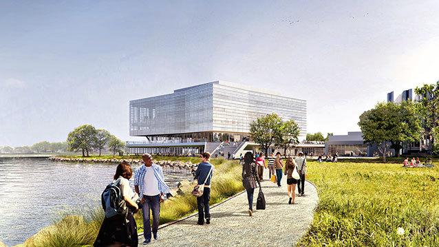 Credit: Ennead Architects via Northwestern U
