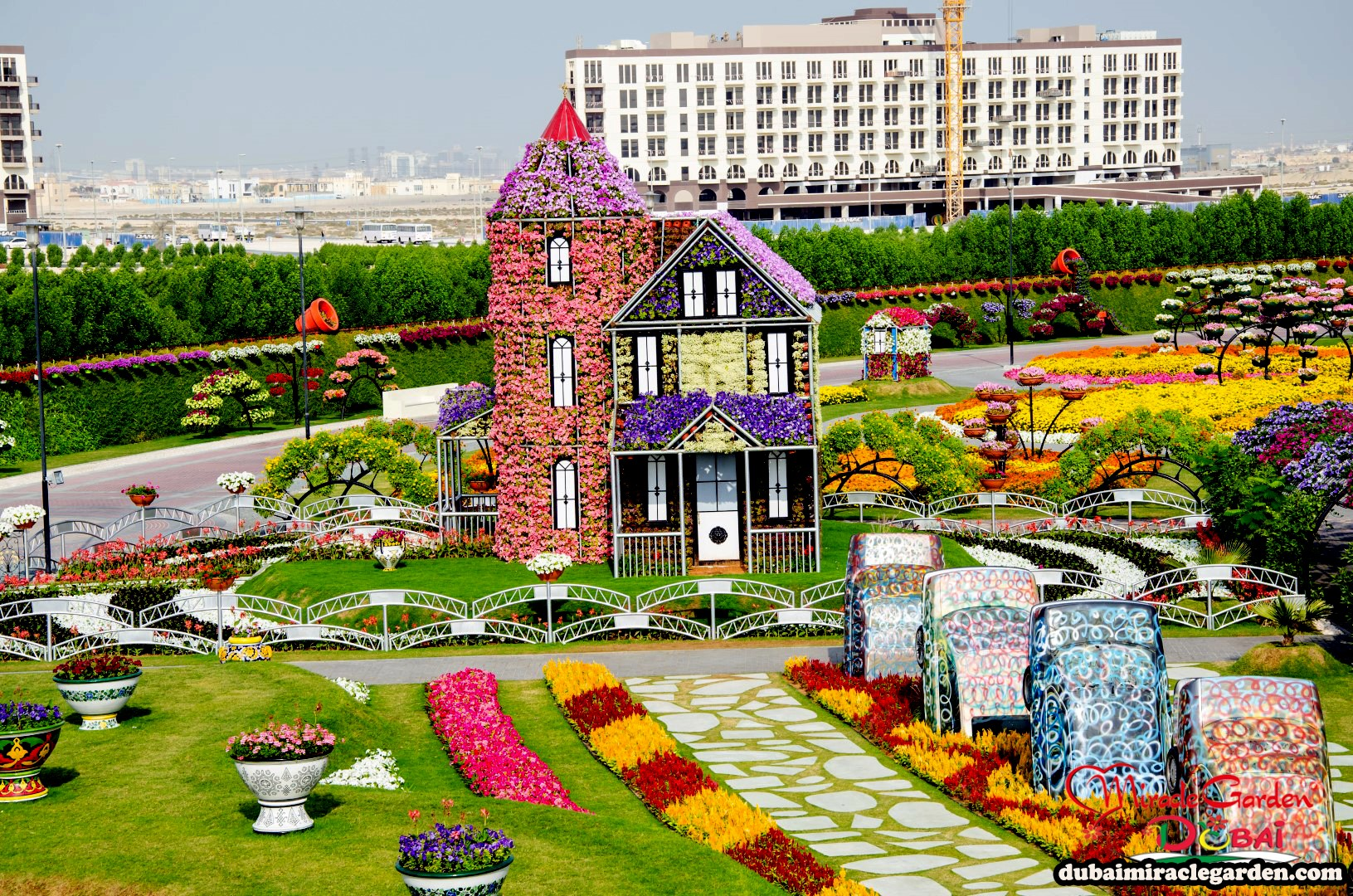 Dubai Parks And Gardens