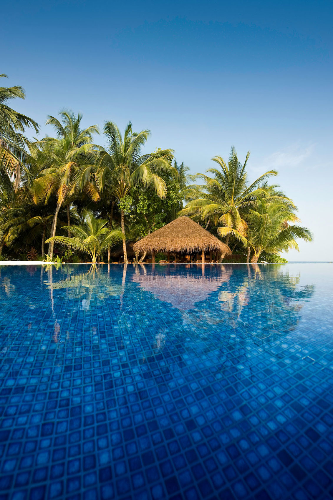 Kuramathi Island Resort In Rasdhoo Atoll Maldives Architecture Amp Design