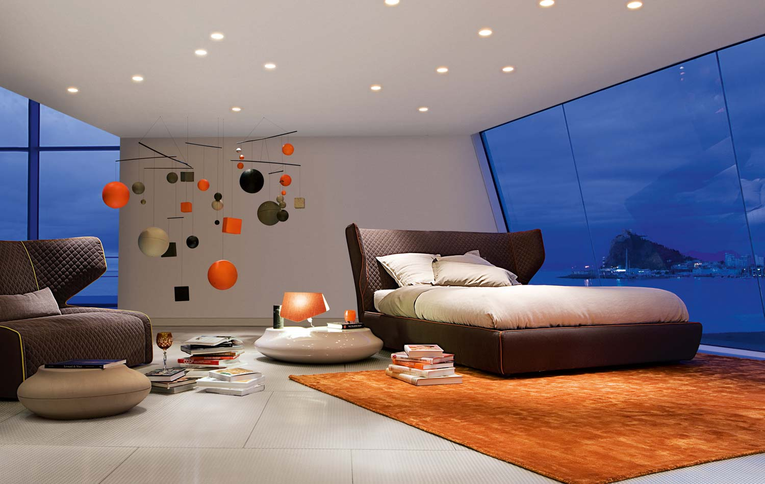 Bedroom Inspiration 20 Modern Beds By Roche Bobois Architecture Amp Design