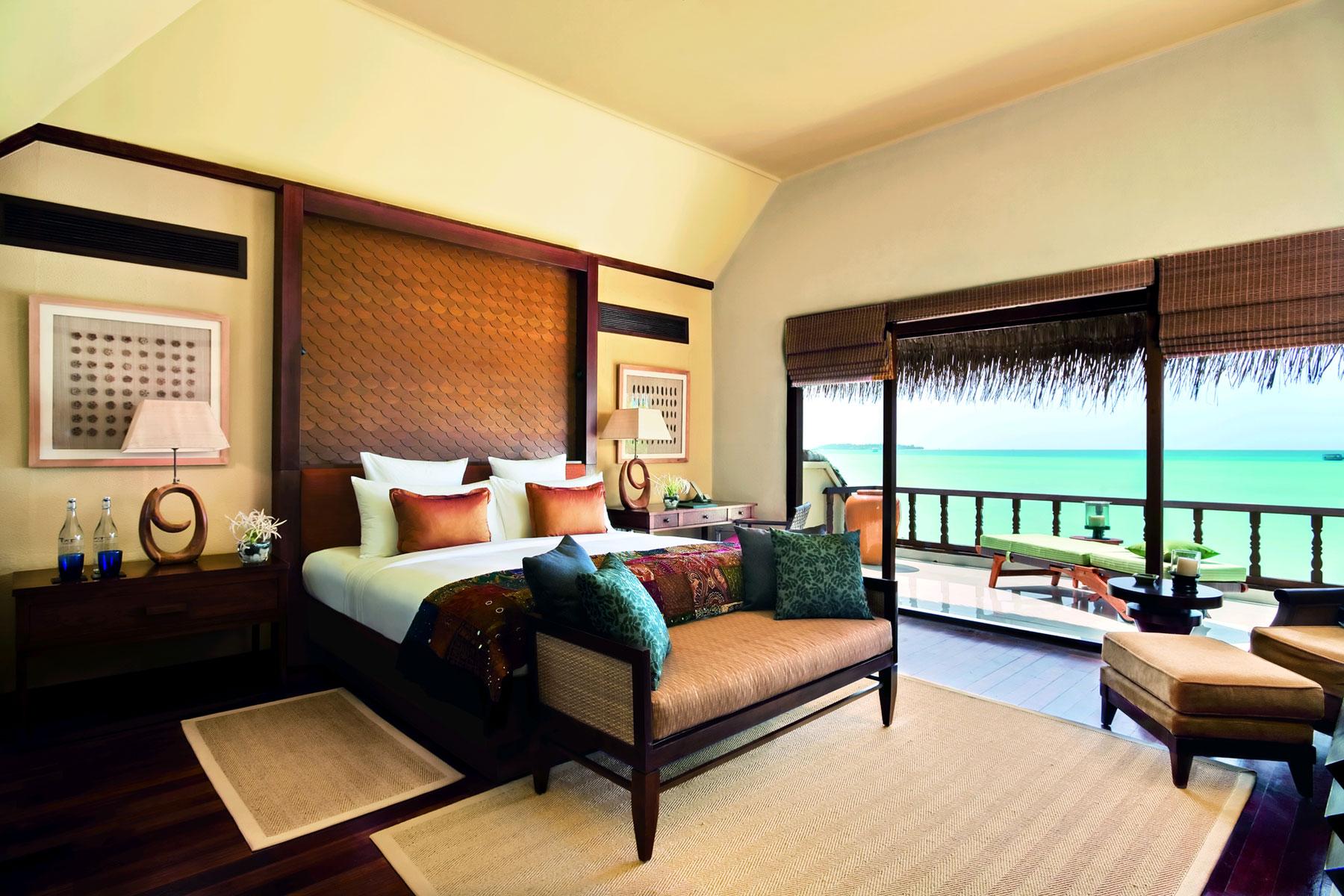 5 Star Taj Exotica Resort And Spa Maldives Architecture Amp Design
