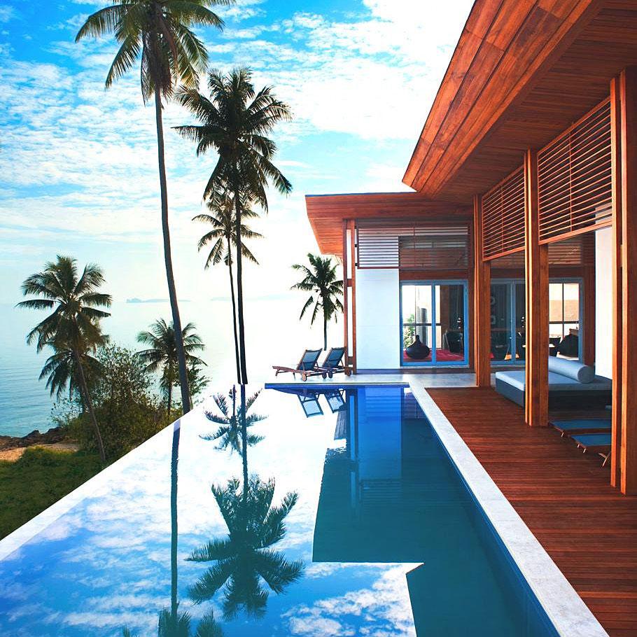 Luxury W Retreat Koh Samui In Thailand Architecture Amp Design