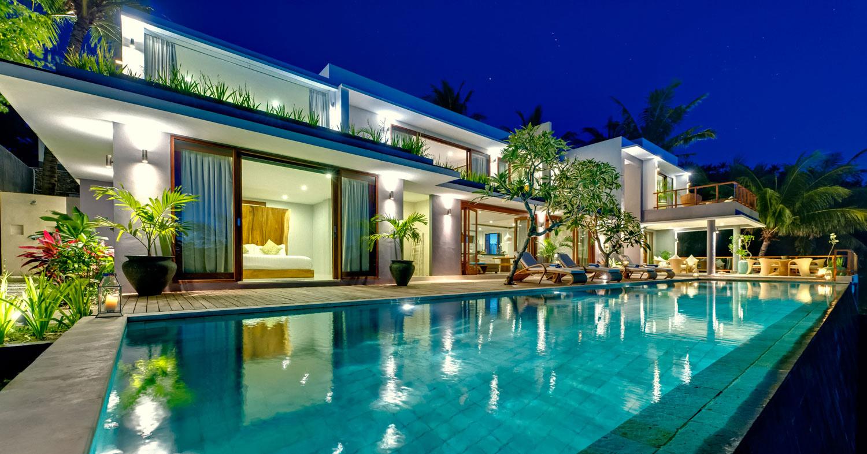 Malimbu Cliff Villa On Lombok Island Indonesia Architecture Amp Design