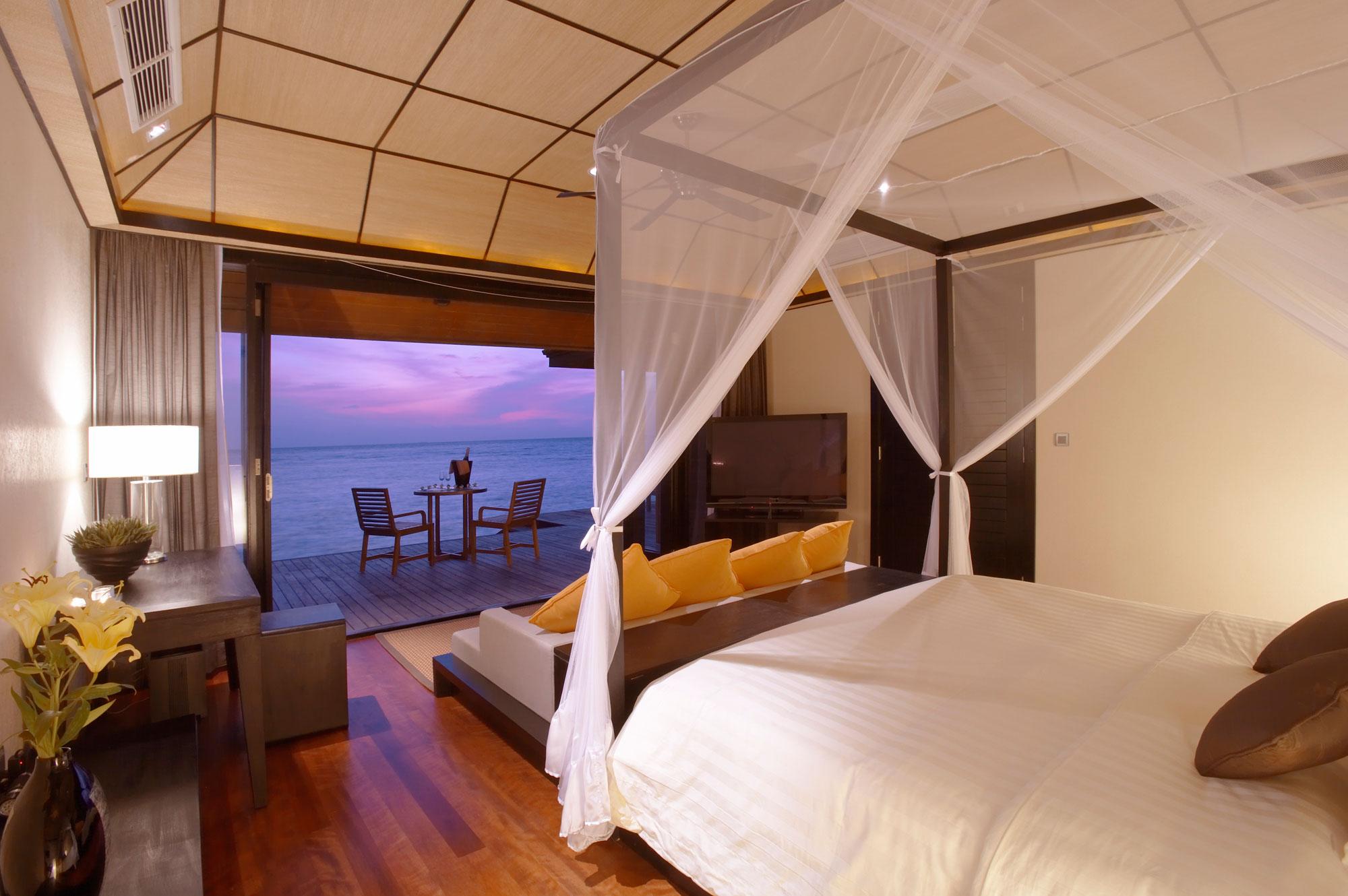 Lily Beach Resort Amp Spa In Maldives Architecture Amp Design