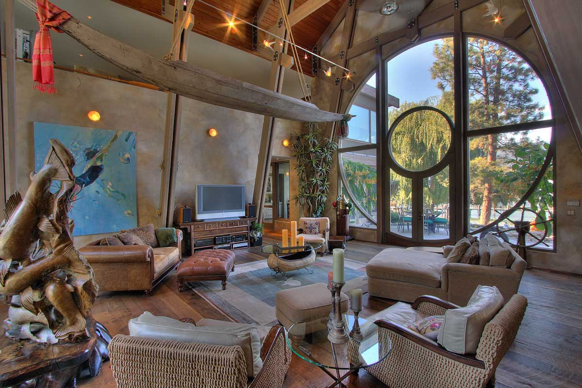 The 24 Most Incredible Living Rooms Around The World Architecture Amp Design