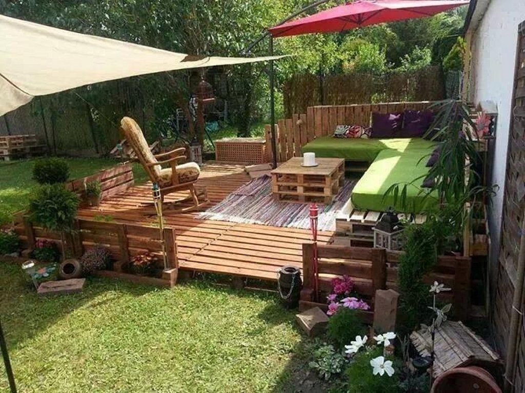Unique Patio Designs