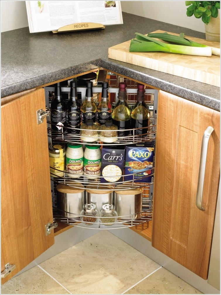13 Ingenious Storage Hacks For Your Tiny Kitchen Architecture Amp Design