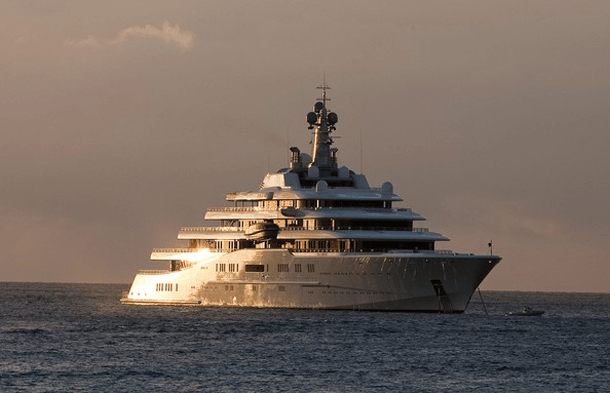 25 Most Expensive Yachts Ever Built Architecture Amp Design