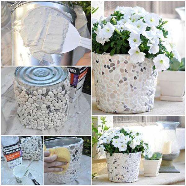 Outdoor Ceramic Plant Pots