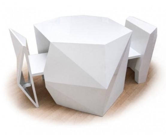 AD Creative Table Chairs 1