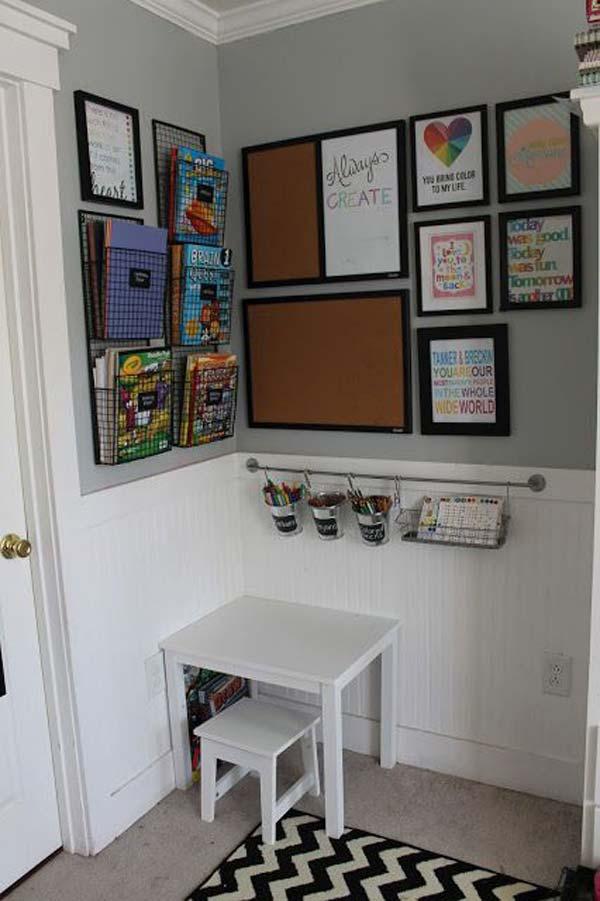 Art Kids Wall