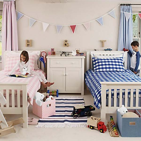 20 Brilliant Ideas For Boy Amp Girl Shared Bedroom