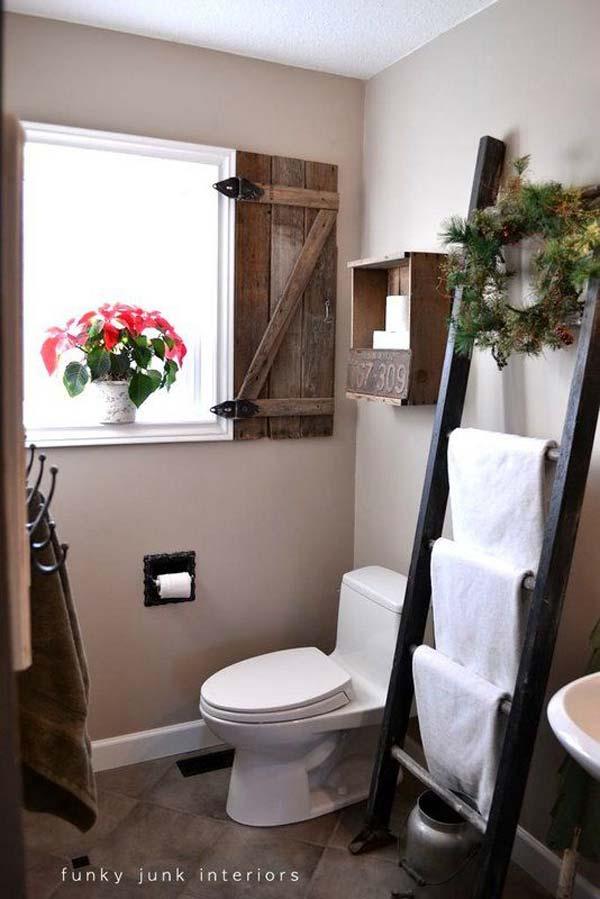 Shower Curtain Over Shower Door