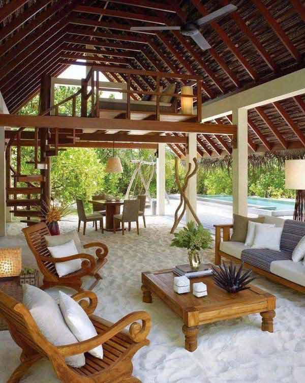 25 awesome beach style outdoor living