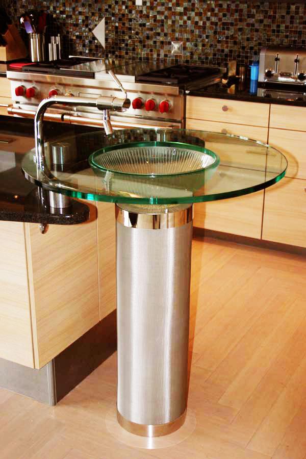 15+ Creative & Modern Kitchen Sink Ideas | Architecture ...